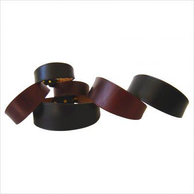 Signature Leather Hound Collars