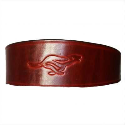 Signature Leather Hound Collars – Running Hound