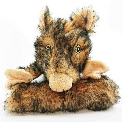 Wild Boar Dog Toy