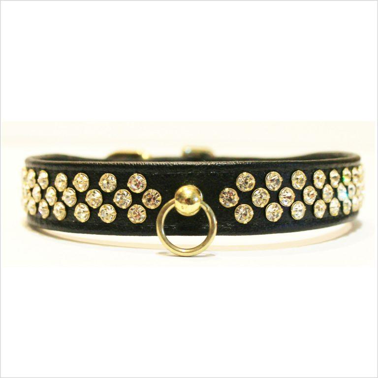 Starlight Diamante Dog Collars