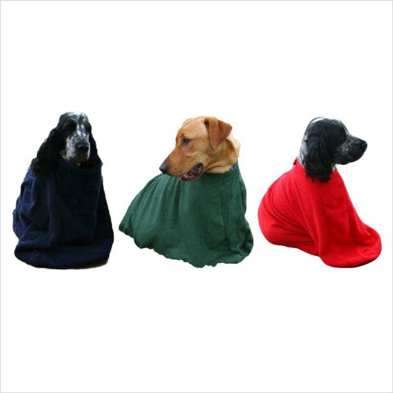 Towel Dog Dry Bags
