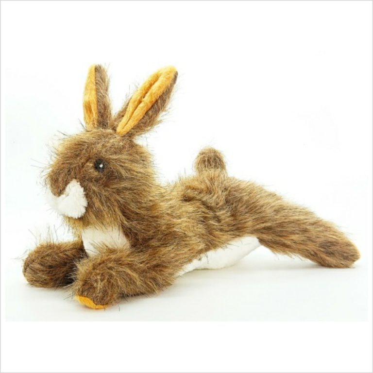 Wild Hare Dog Toy