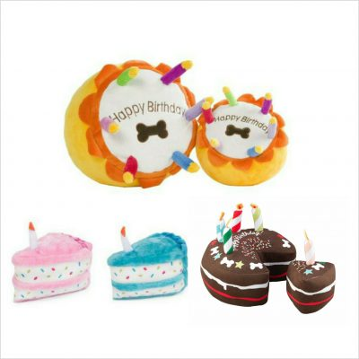 Celebration & Birthday Cake Dog Toys
