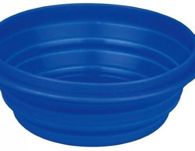 Collapsing Silicone Dog Bowl