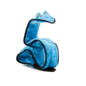 Large Blue Snake Dog Toys