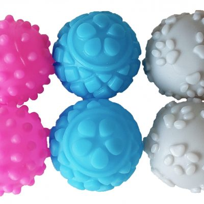 Mini Squeaky Balls Dog Toys