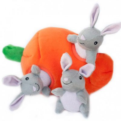Puzzle Burrow Dog Toys