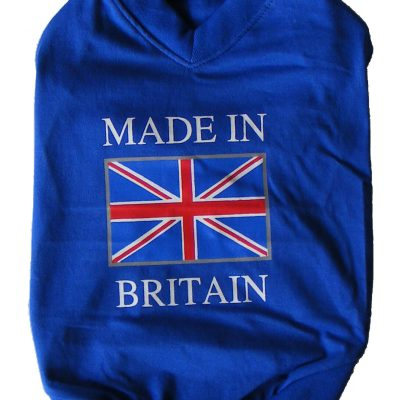Made in Britain Dog T-Shirts