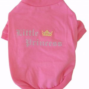 Little Princess Dog T-Shirts