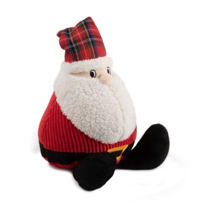 Christmas Nordic Santa Dog Toy