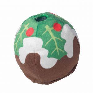 Christmas Pudding Treat Dispenser