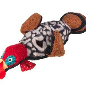 Christmas Flappies Turkey Dog Toy