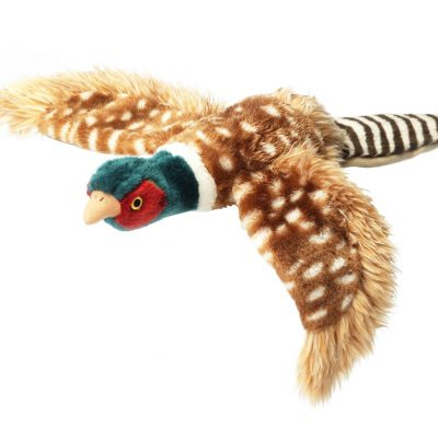 Extra Large Flying Pheasant Dog Toy