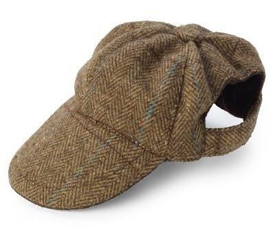Tweed Caps for Dogs