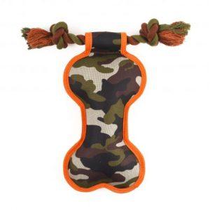Camo Dog Toy