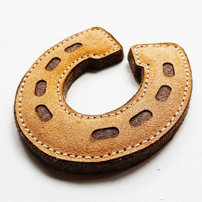 Horseshoe Dog Toy