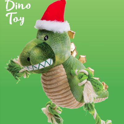 Christmas Jumbo Dino Toy
